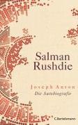 Cover-Bild zu Joseph Anton von Rushdie, Salman