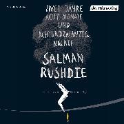 Cover-Bild zu Zwei Jahre, acht Monate und achtundzwanzig Nächte (Audio Download) von Rushdie, Salman