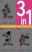 Cover-Bild zu Todd, Anna: After 1-3: After passion / After truth / After love (3in1-Bundle) (eBook)
