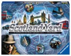 """Cover-Bild zu Projektteam III: Ravensburger Familienspiel """"Scotland Yard"""""""