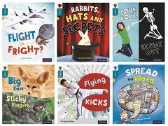 Cover-Bild zu Hamilton, Kirsty: Oxford Reading Tree inFact: Level 9: Class Pack of 36