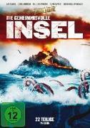 Cover-Bild zu Alix, Stephen: Die Geheimnisvolle Insel