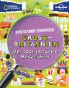 Cover-Bild zu Scott, Janine: Für Eltern verboten: Großbritannien