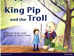 Cover-Bild zu Scott, Janine: Bug Club Guided Fiction Reception Red C King Pip and the Troll