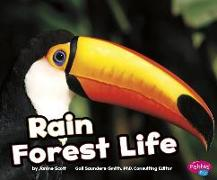 Cover-Bild zu Scott, Janine: Rain Forest Life