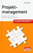 Cover-Bild zu Pocket Business. Projektmanagement von Lessel, Wolfgang