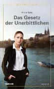 Cover-Bild zu Gold, Anne: Das Gesetz der Unerbittlichen