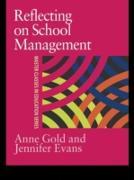Cover-Bild zu Evans, Jennifer: Reflecting On School Management (eBook)