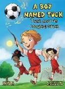 Cover-Bild zu Rodney, Reea: A Boy Named Tuck: Tuck and His Magical Stick
