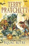 Cover-Bild zu Pratchett, Terry: Equal Rites
