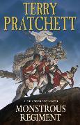 Cover-Bild zu Pratchett, Terry: Monstrous Regiment