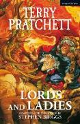 Cover-Bild zu Pratchett, Terry: Lords and Ladies (eBook)