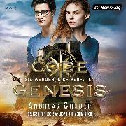 Cover-Bild zu Code Genesis - Sie werden dich verraten (Audio Download) von Gruber, Andreas