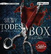 Cover-Bild zu Todes-Box. Die ersten fünf Fälle von Nemez und Sneijder von Gruber, Andreas