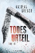 Cover-Bild zu Todesurteil (eBook) von Gruber, Andreas