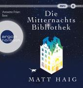 Cover-Bild zu Haig, Matt: Die Mitternachtsbibliothek
