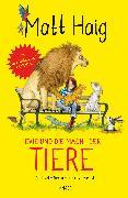 Cover-Bild zu Haig, Matt: Evie und die Macht der Tiere (eBook)