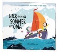 Cover-Bild zu Davies, Benji: Nick und der Sommer mit Oma