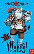 Cover-Bild zu Ladd, Jim: Space Pirates: Mutiny! (eBook)