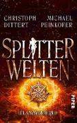 Cover-Bild zu Peinkofer, Michael: Splitterwelten (eBook)