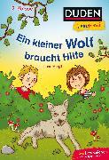 Cover-Bild zu Duden Leseprofi - Ein kleiner Wolf braucht Hilfe, 2. Klasse von Margil, Irene