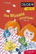 Cover-Bild zu Duden Leseprofi - Die Wusels sind los, 2. Klasse von Stehr, Sabine