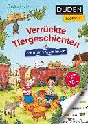 Cover-Bild zu Duden Leseprofi - Mit Bildern lesen lernen: Verrückte Tiergeschichten von Holthausen, Luise