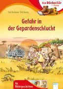 Cover-Bild zu Gefahr in der Gepardenschlucht von Reinhardt, Dirk
