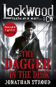 Cover-Bild zu Stroud, Jonathan: Lockwood & Co: The Dagger in the Desk (eBook)