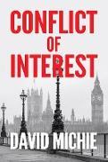 Cover-Bild zu Conflict of Interest (eBook) von Michie, David