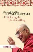 Cover-Bild zu Glücksregeln für den Alltag von Dalai Lama