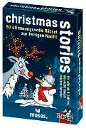 Cover-Bild zu black stories Junior - christmas stories von Köhrsen, Andrea