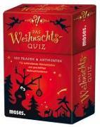 Cover-Bild zu Das Weihnachts-Quiz von Köhrsen, Andrea