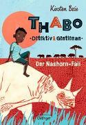 Cover-Bild zu Thabo. Detektiv und Gentleman 1 von Boie, Kirsten