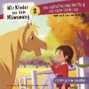 Cover-Bild zu Wir Kinder aus dem Möwenweg - Wir wünschen uns ein Pferd und andere Geschichten (Audio Download) von Boie, Kirsten