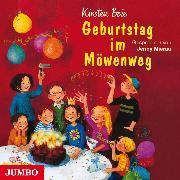 Cover-Bild zu Geburtstag im Möwenweg (Audio Download) von Boie, Kirsten