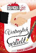 Cover-Bild zu Lindberg, Karin: Vertraglich verliebt (eBook)
