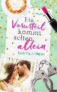 Cover-Bild zu Lindberg, Karin: Ein Vorurteil kommt selten allein (eBook)
