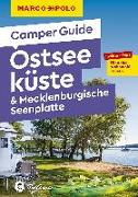 Cover-Bild zu MARCO POLO Camper Guide Ostseeküste & Mecklenburgische Seenplatte