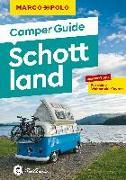 Cover-Bild zu MARCO POLO Camper Guide Schottland
