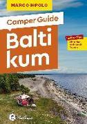 Cover-Bild zu MARCO POLO Camper Guide Baltikum