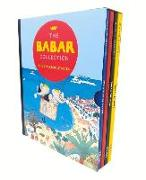 Cover-Bild zu The Babar Collection: Four Classic Stories von De Brunhoff, Jean
