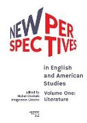 Cover-Bild zu eBook New Perspectives in English and American Studies