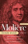 Cover-Bild zu Moliere: Moliere: The Complete Richard Wilbur Translations, Volume 2 (eBook)