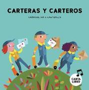 Cover-Bild zu Carteras y carteros von Caracolino