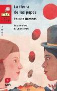 Cover-Bild zu La tierra de las papas von Bordons, Paloma