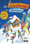Cover-Bild zu Geisler, Dagmar: Das Weihnachtswunder von Schneeberg (eBook)