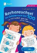 Cover-Bild zu Rechensuchsel im Zahlenraum bis 100 von Pufendorf, Christine von