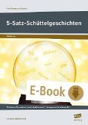 Cover-Bild zu 5-Satz-Schüttelgeschichten (eBook) von Pufendorf, Christine von