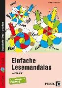 Cover-Bild zu Einfache Lesemandalas von Pufendorf, Christine von